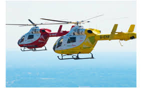 Out & About… Herts Air Ambulance