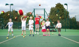 Sport Around & About: Tennis