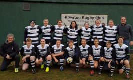 Ladies Rugby at Royston