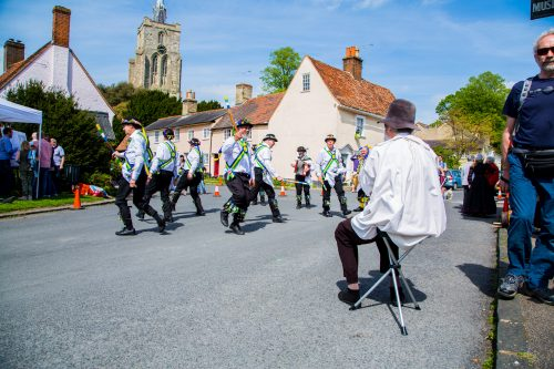 Out & About: Ashwell In May