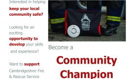 Could you be a Community Champion?