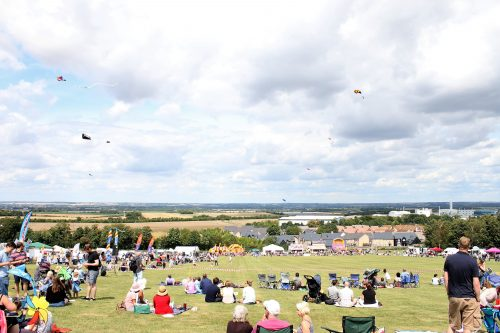 Out and About: Royston Kite Festival