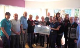 Royston Runners encourage patients to go the extra mile…