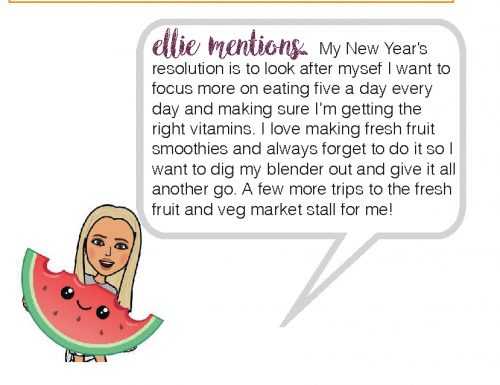 The Listing Mentions – New Years Resolutions