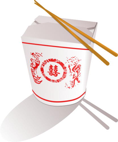 The Listing Mentions Chinese Restaurants/Takeaways