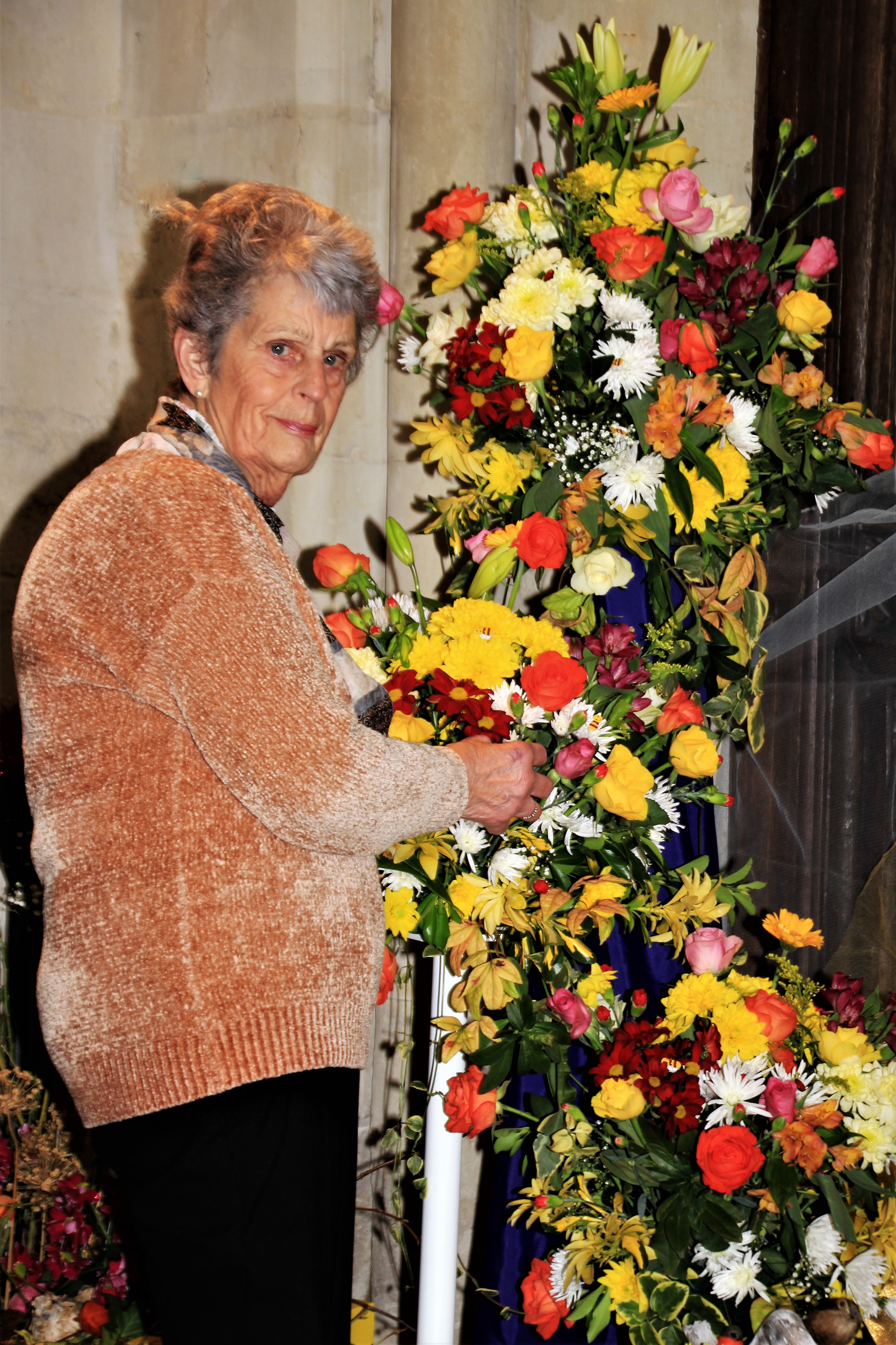 Flower Festival Flourishes Again