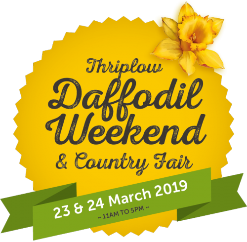 Out & About… Thriplow Daffodil Weekend