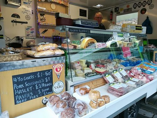 News From Royston Town Market – Cheesey Bob