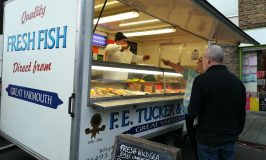 News from the Market – Tucker and Son Fishmongers