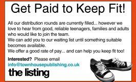 Recruitment:  Distribution Team Waiting List