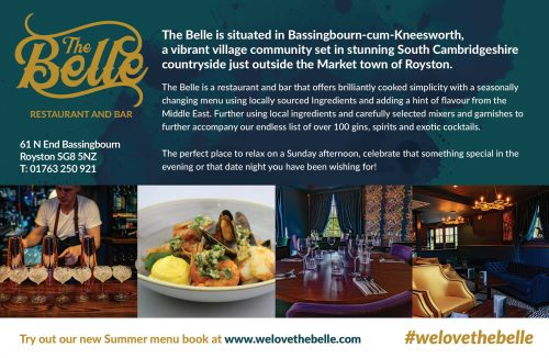 The Belle Bassingbourn