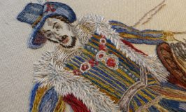 Museum Musings: Tapestry Unveiling
