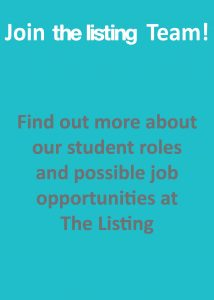 Join The Listing Team
