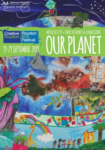 Out & About… Royston Arts Festival