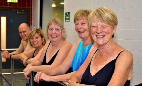 Out & About… Royston Rotary Swimathon