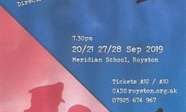 Love In A Time of War – CADS at Royston Arts Festival