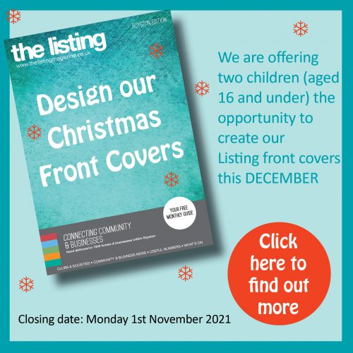 COMPETITION: Design Our December Covers