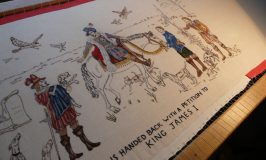 Museum Musings: The Royston Tapestry Is Complete