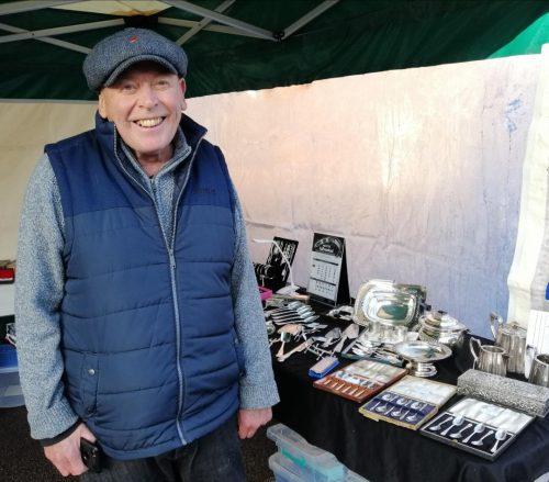 News From Royston Market: Alan Barlow