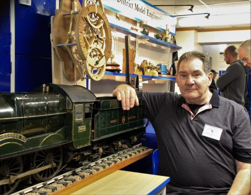 Model Railway Club's Showcase Event