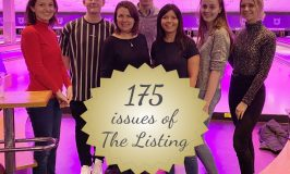 The Listing's 175th Edition
