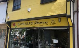 Open for Business: Barbara's Flowers