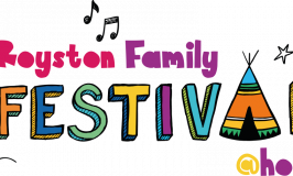 Out and About:  Royston's First Virtual Family Festival @ Home