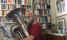 In and At Home:  Royston Town Band in Lockdown