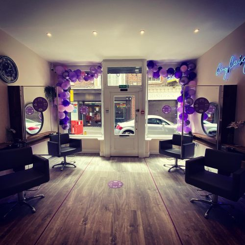 Business Profile:  Hayleigh's: The Latest Royston Salon