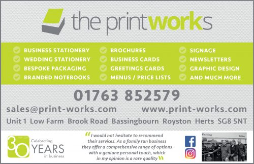 The Printworks (Royston) Ltd