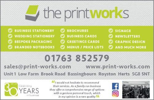 The Printworks (Royston) Ltd