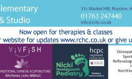Royston Complementary Health Centre Is Open!