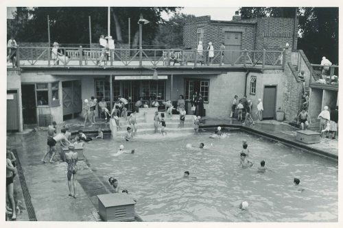 Museum Musings: The Green Gu… Plunge Pool