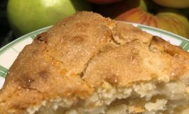 From Tallulah's Kitchen: Apple Cake