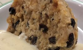 From Tallulah's Kitchen: Spotted Dick