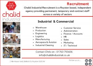 Recruitment:  Chalid Industrial