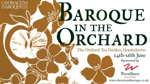 Baroque in the Orchard @ Grantchester Orchard Tea Garden | Grantchester | England | United Kingdom