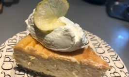 Tallulah's Kitchen… Chocolate and Lime Cheesecake