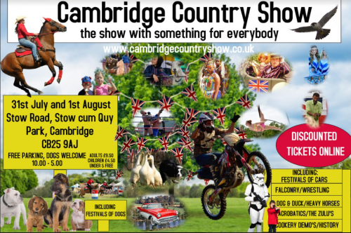 The Cambridge Country Show @ Stow Cum Quy Park, Cambridge   Stow cum Quy   England   United Kingdom