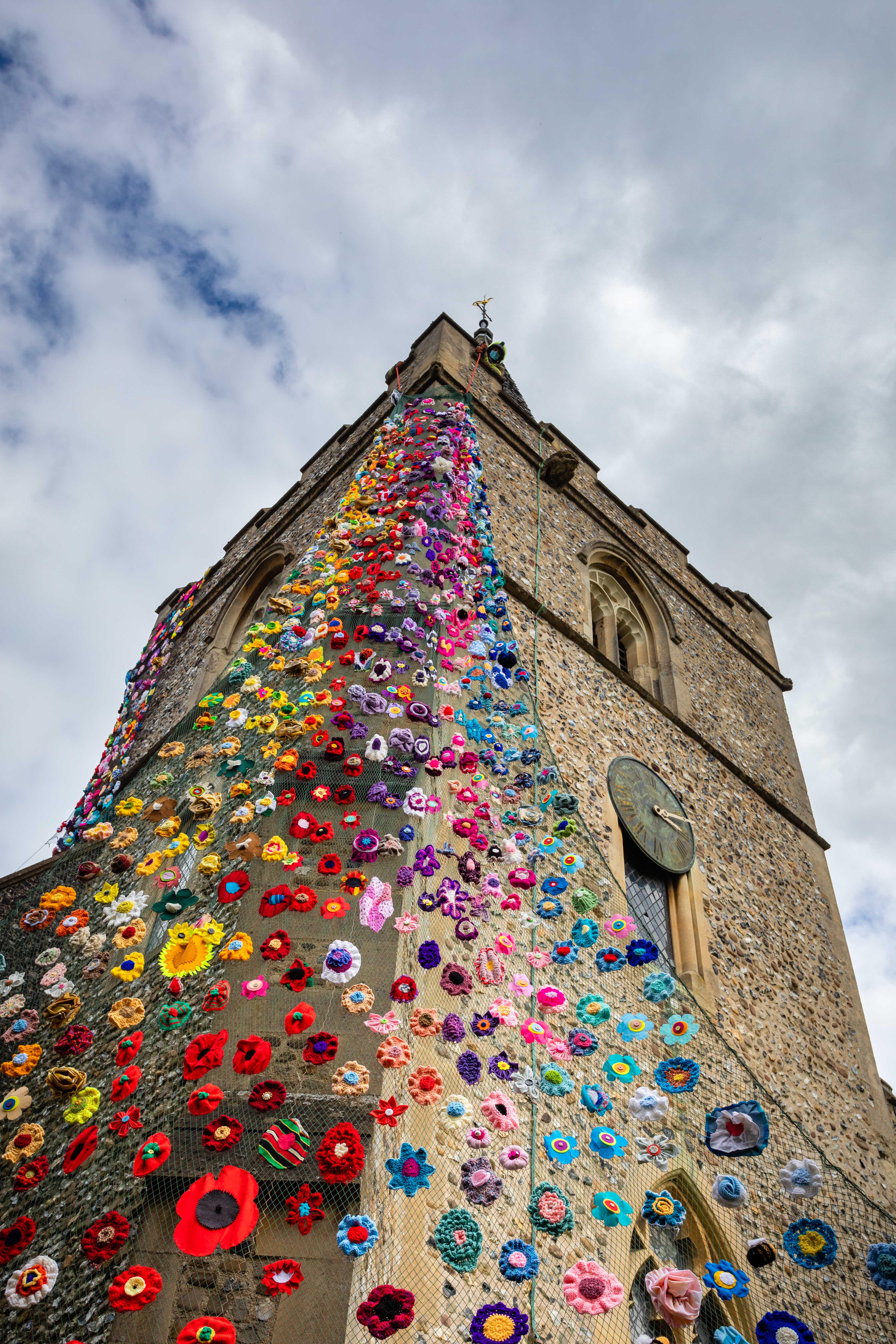 Barley Flower Tower Update