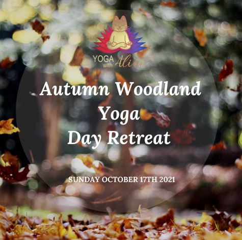 Aligning to Autumn with Yoga – Day Retreat in the Woods @ Ashlyn Woods | Royston | Georgia | United States