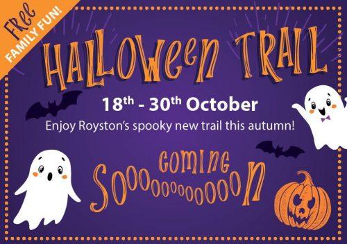 Halloween Trail @ Royston Town Centre
