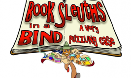 Book Sleuths in a Bind: A Very Puzzling Case at Royston Library