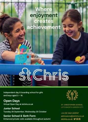 St. Christopher School @ St Christopher School | England | United Kingdom