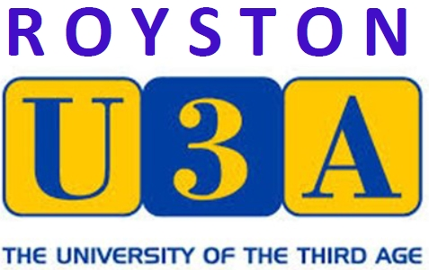 Royston U3A Talk With Emma Matthews @ Zoom