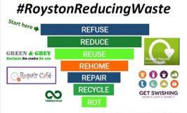 Hidden Royston: Royston reducing waste – sharing, repairing, re-using