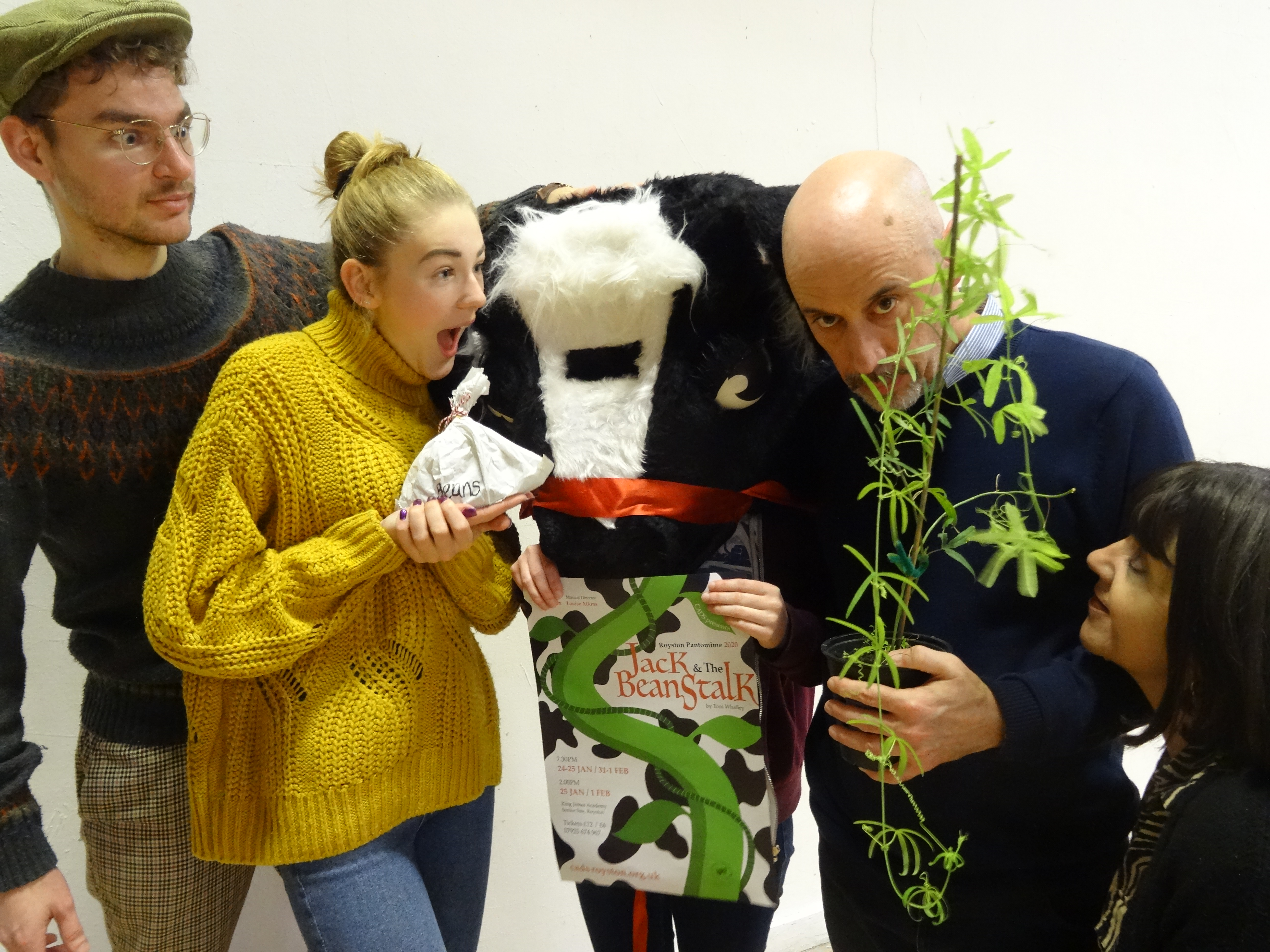 Out & About: CADS Present Jack & The Beanstalk!
