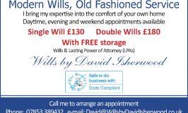 Wills by David Isherwood
