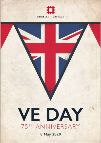 In & At Home:  VE Day at Home