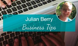 Julian's Business Tips: Are You a Perfect Business Person?